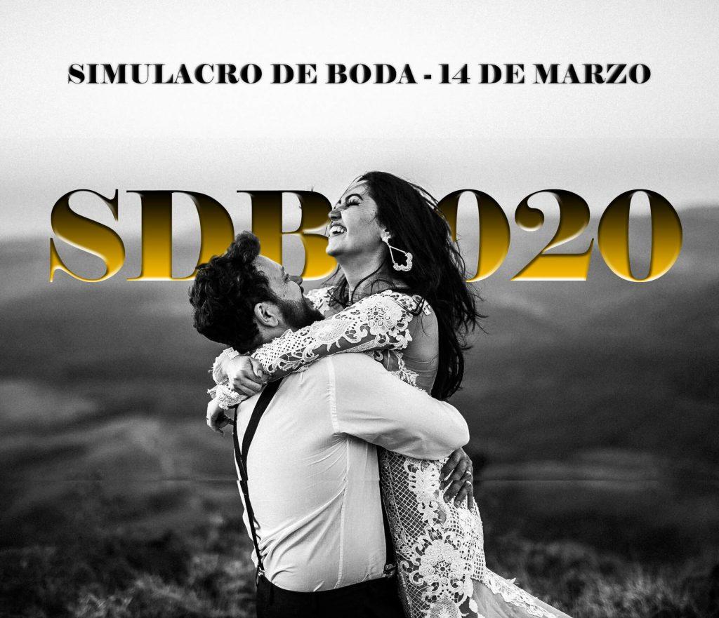 Simulacro de boda 2020